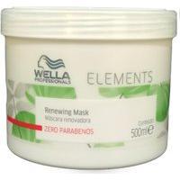 Máscara Capilar Wella Elements - 500Ml