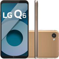 Usado Smartphone Lg Q6 M700Tv 32Gb Desbloqueado Rose Gold (Muito Bom)
