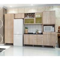 Cozinha Compacta Cheff Master 11 Pt 4 Gv Carvalho