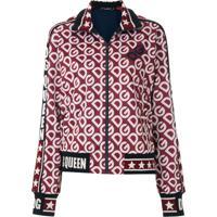 Dolce & Gabbana Jaqueta Esportiva Dupla Face - Estampado