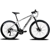 Bicicleta Aro 29 Rino Everest 21V - Cambios Index - Unissex