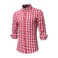 Camisa Slim Country Club - Vermelha