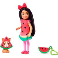 Barbie Chelsea Festa À Fantasia Melancia - Mattel - Tricae