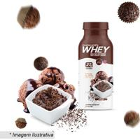 Garrafa Whey Chokler'S- Brigadeiro- 40G- Mix Nutmix Nutri