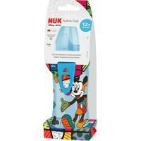 Copo Nuk Active Cup Disney By Britto Menino 300Ml