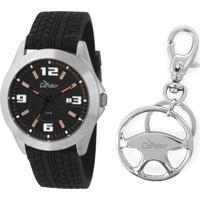 Kit Relógio Masculino Condor Co2115Txk8Y