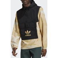 Jaqueta Corta - Vento Adidas Camo Gn1876