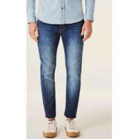 Calca Jeans Skinny Varjao Azul