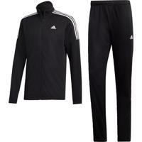 Agasalhos Fitness E Funcional Adidas Team Sports Preto