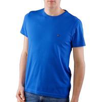 Camiseta Tommy Hilfiger Masculina Tees Azul