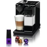 Máquina De Café Nespresso Lattissima Touch Preta 110V Com Controle Au