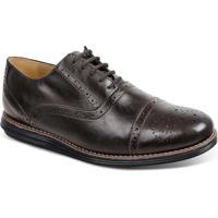 Sapato Social Masculino Oxford Sandro Moscoloni Sa