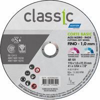 Disco Corte Ferro Norton 4.1/2 1,00 Mm, Classic