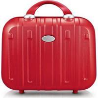 Frasqueira Jacki Design Contempo - Unissex-Vermelho