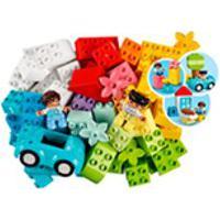 Lego Duplo Caixa De Pecas