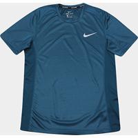 Netshoes  Camiseta Nike Dri-Fit Miler Ss Masculina - Masculino 05f7a3762c732