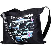 Bolsa Asics Sports Moment Tiger Performance - Feminino-Preto