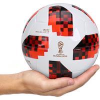86a4c0922ce50 ... Mini Bola Adidas Telstar 18 Réplica Mata-Mata Copa Do Mundo Fifa -  Unissex