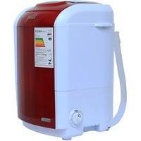 Lavadora De Roupas Mini 1.2 Kg Praxis Petit Vermelha
