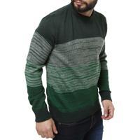 Suéter Drop Life Masculino - Masculino-Verde