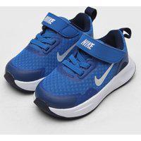 Tênis Nike Infantil Wearallday Bt Azul