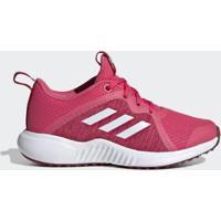 Tênis Infantil Adidas Fortarun X K - Unissex-Rosa