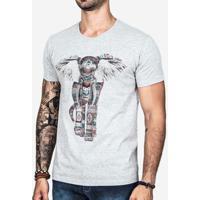 Camiseta Ethnic Elephant 0190