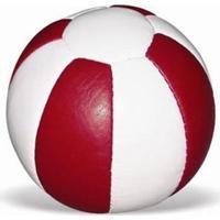 Bola Medicinal Medicine Ball De Couro 6Kg Pista E Campo - Unissex