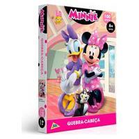 Quebra-Cabeça Minnie 100 Peças - Toyster