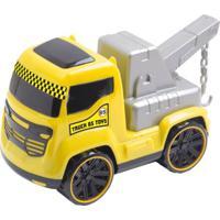 Truck Guincho Amarelo 235E Bs Toys