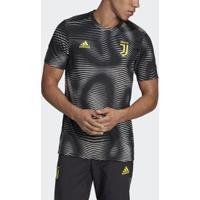 Camisa Adidas Juventus Pré-Jogo 1 Masculina - Masculino