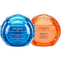 Kit Anna Pegova - Creme Anti Idade Pluri Active 40Ml Creme Remineralisante Hsp Prébiótico 40Ml