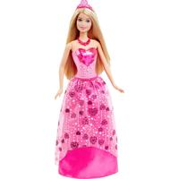Boneca Barbie Princesa Do Reino Mágico Ref- Dhm49