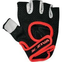 Luva Para Musculação Power Series Ziva - Unissex