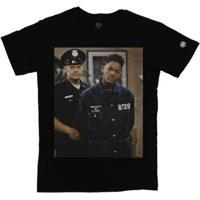 Camiseta Stoned Will Smith Busted Masculina - Masculino-Preto