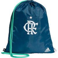 Sacola Flamengo Adidas Gym Sack - Unissex