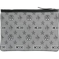 Ktz Capa De Laptop Monogramada - Preto