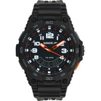 Relógio Speedo 80617G0Evnp2 Preto