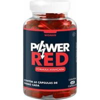 Power Red - 60 Cápsulas