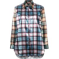 Nº21 Camisa Xadrez - Estampado