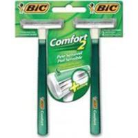 Aparelho De Barbear Bic Comfort 2 Sensível Com 2 Unidades