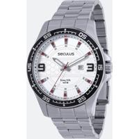 Relógio Masculino Seculus 28763G0Svna1 Analógico 5Atm