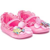 Monnalisa Sapato Pré-Andante - Rosa