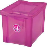 Organizador Alto Radical Color Mã©Dio- Pink- 30L-Ordene
