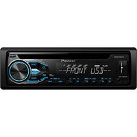 Auto Radio Cd/Usb/Am/Fm Deh-X1880Ub Preto Pioneer