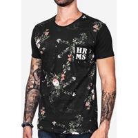 Camiseta Algodão Hrms 101150