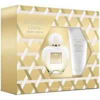 Antonio Banderas Her Golden Secret Kit - Eau De Toilette + Loção Corporal Kit - Feminino-Incolor