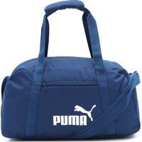 Bolsa Puma Phase Sports Bag Azul