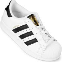 Tênis Adidas Superstar Foundation El Infantil - Unissex
