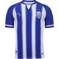 Camisa Do Csa I 2020 Nº 10 Azulão - Masculina - Azul/Branco